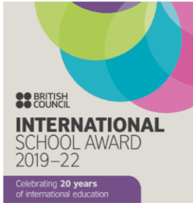 International School Award 2019-22