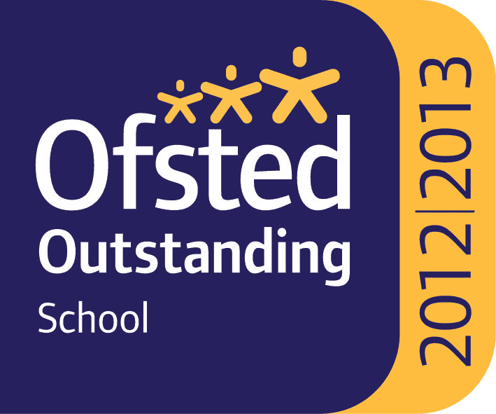 OFSTED Outstanding 2012,13